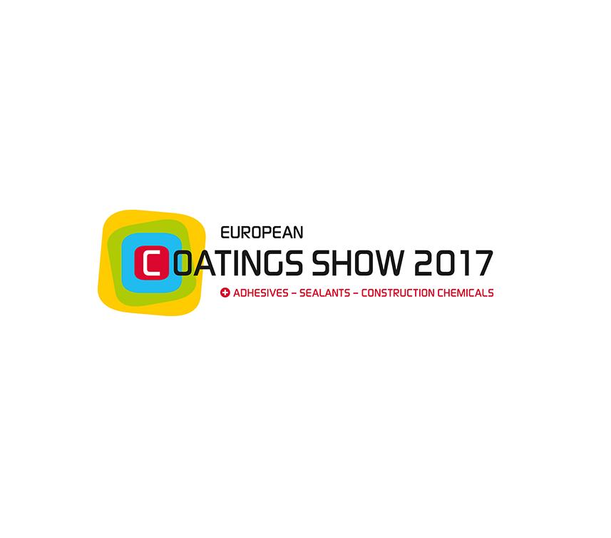 4-6 kwiecień 2017 - European Coatings Show 2017