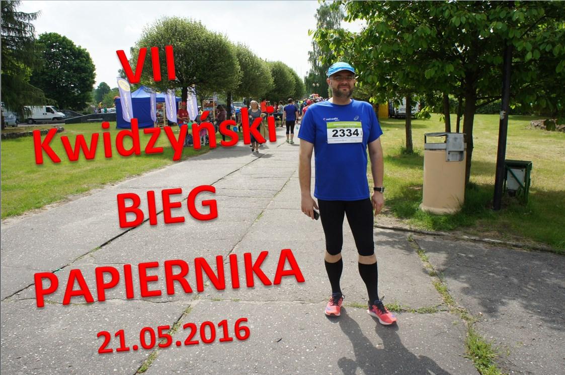 VII Kwidzyński Bieg Papiernika